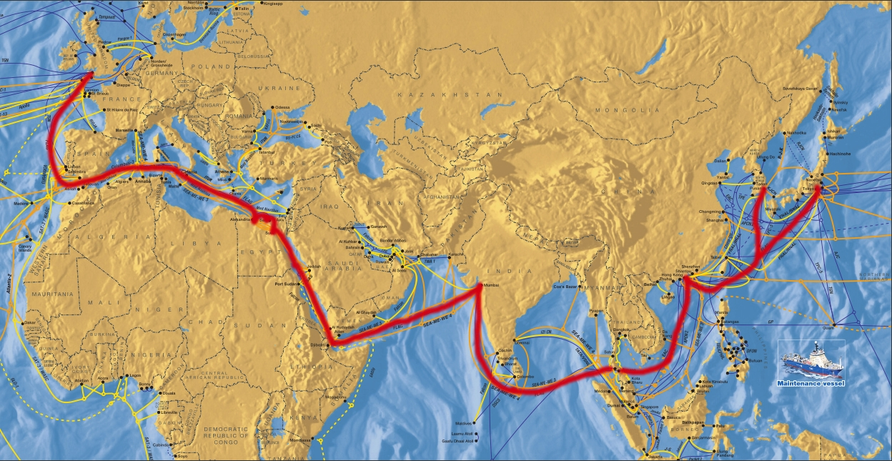 The Submarine Cables A Complete Guide To The 2008